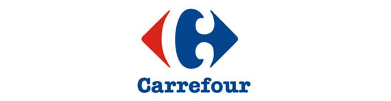 Logo do Carrefour.
