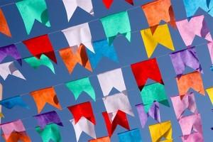 bandeirinhas