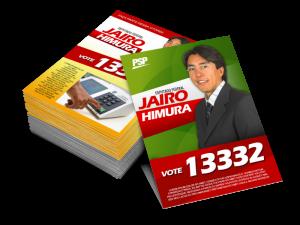 Panfleto eleitoral