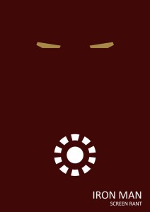 Screen Rant Presents: Minimalist Superhero Posters