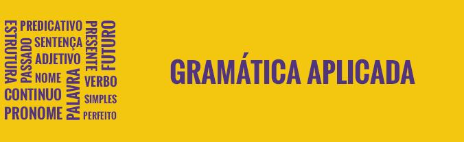Gramática Aplicada - CAPA 02