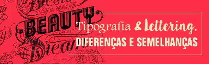 Tipografia e Lettering