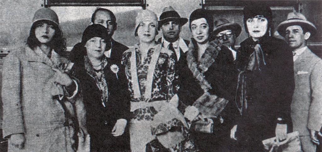 Pagu.Elsie.Tarsila.Anita.Eugenia.1922