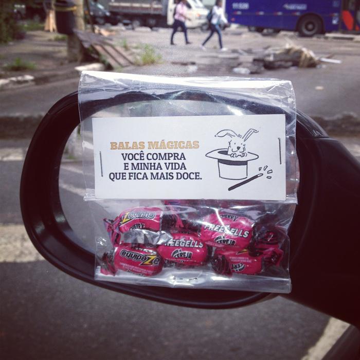 Estudo de Case: Candy Project